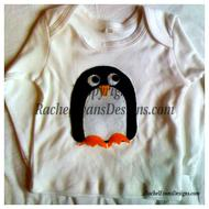 Tshirt with penguin